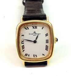 Baume & Mercier – Men's wristwatch from the 1970s
