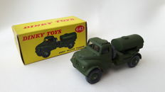 Dinky Toys - Scale 1/48 - Army Water Tanker No.643