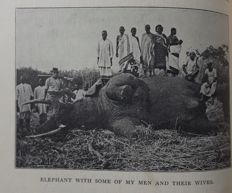 James Sutherland - The Adventures of an Elephant Hunter - 1912.