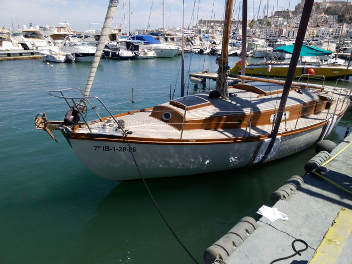 Shipyard Palm Classic 30 feet - 1989