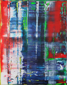 M.Weiss - Abstract Painting N.467