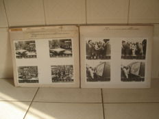 30 original photographs and 22 negatives of King Hassan II of Morocco and the then Crown Prince Mohammed, current monarch
