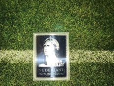 Netherlands 2017 - Johan Cruijff Silver Stamp in presentation pack