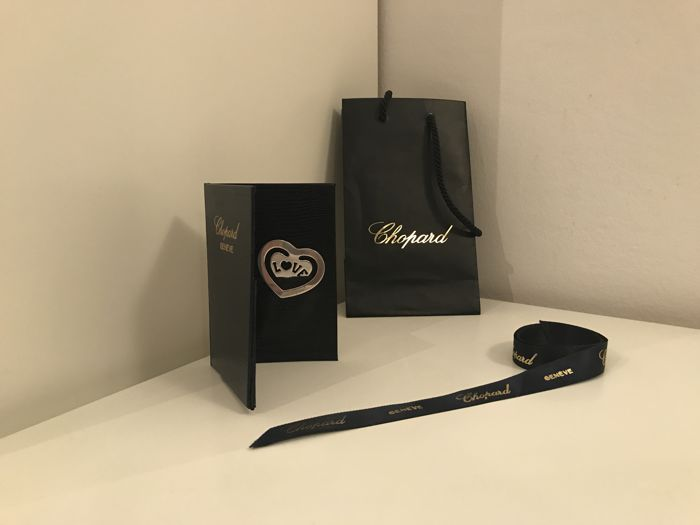 Chopard – 925 silver bookmark