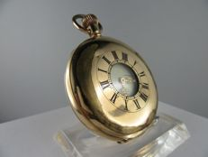 Waltham – 'bulls eye' pocket watch – around  1900