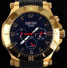 NNL Nautec No Limit Street King - Wristwatch - 2017, never worn