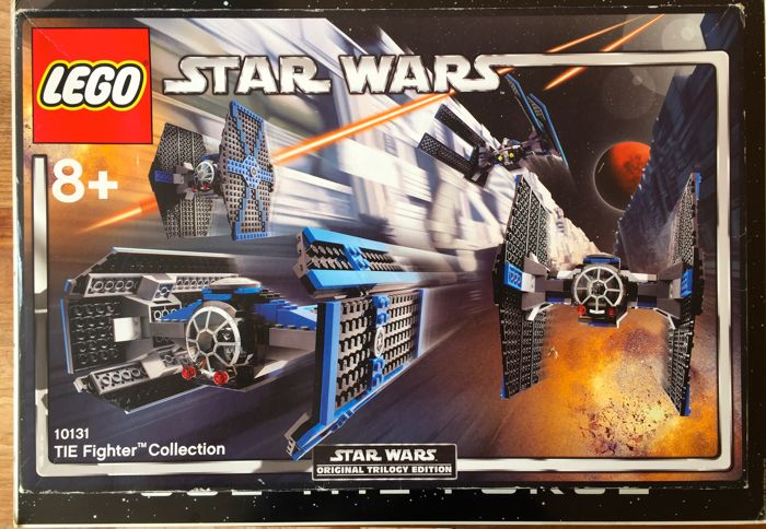 LEGO - Star Wars UCS - 10131 - Tie fighter collection -(2004)