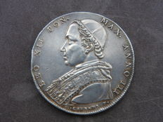 Papal State – Scudo 1825 Leo XII – silver