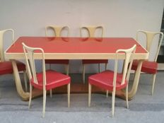 Designer Table & Chairs