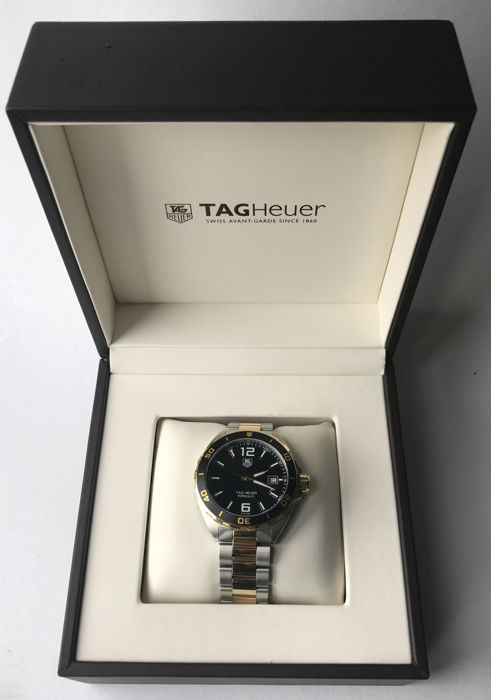 TAG Heuer WAZ1121 Formula 1 - Mens wristwatch - 2017