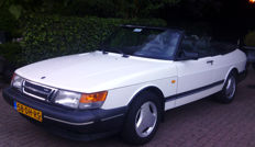 Saab - 900 turbo convertible - 1991
