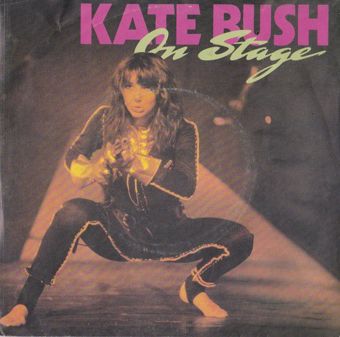 14 Kate Bush 45's in mint cond. + ps nm