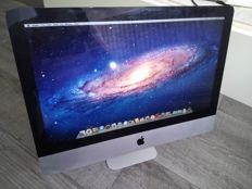 "Apple iMac 21.5"" Aluminum (Late 2009) - Intel Core2Duo 3.06Ghz, 4GB RAM, 500GB HD - model nr A1311"
