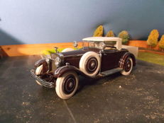 Franklin Mint - Scale 1/24 - 1925 Hispano Suiza Kellner H6B