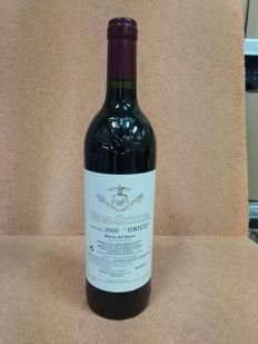 "2000 Vega Sicilia ""Unico"" x 1 bottle"