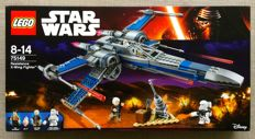 Lego - Star Wars - 75149 - Resistance X-wing fighter - (2016)