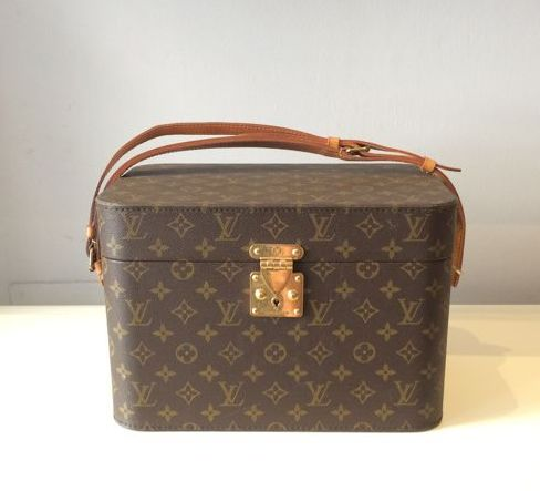 no sale tax low priced new release Louis Vuitton – Rigid beauty case - Catawiki