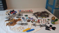 Assorted mega many miscellaneous parts