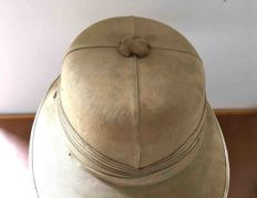 "Colonial hat type ""Aden"" - National model for Officers - Made in Italy"
