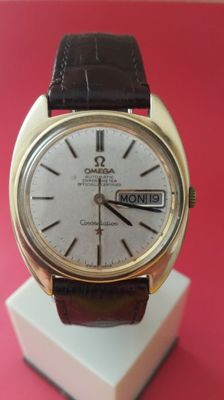 Omega Constellation Automatic Chronometer (Cal. 751), Men's Wrist watch, 1969