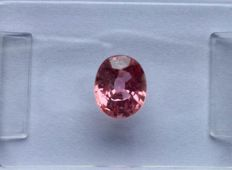 Pink Sapphire - 0.71 ct - No reserve price