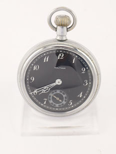Waltham pocket watch / observation watch, military, 1940s
