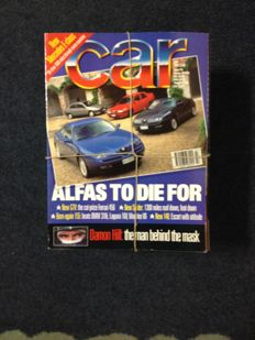 CAR Magazine (monthly) - complete collection 1995-2016