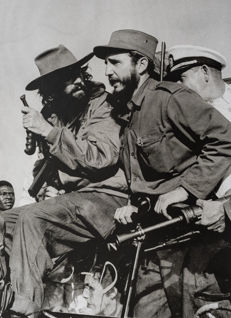 Alberto Korda (1928-2001) - Fidel Castro and the rebels - Havana - 1959