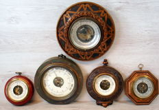 Collection Barometers