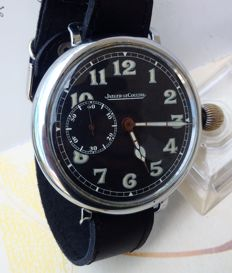 Jaeger LeCoultre - Royal Air Force - wedding wristwatch 1939-1945
