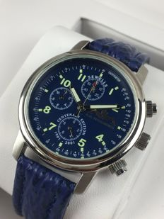 H.M. Submarines Chronograph Centenary Limited Edition – men's watch