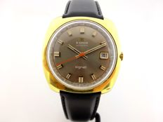 Edox Signer - Vintage Men's WristWatch - 1960's