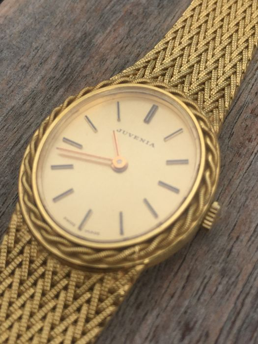 Juvenia bracelet watch - Women's watch - 1980s
