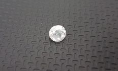 0.66 ct Round Diamond SI3/F ** no reserve price **
