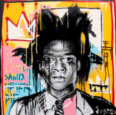 Jone Hopper - Basquiat Tribute