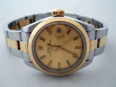 Rolex Oyster Perpetual Date Ref. 6917 -- For women -- year 80.