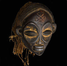 Chokwe Pwo Female Mask