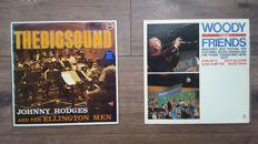 Four pure jazz long play albums