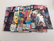 Collection of DC Comics - Batman / Detective Comics / Action Comics / Superman / Superboy - x51 SC - (1989/1991)