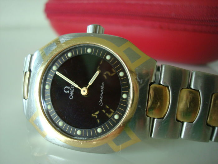 Omega Seamaster Polaris - Herrenuhr - Swiss made - 80/90-er Jahre