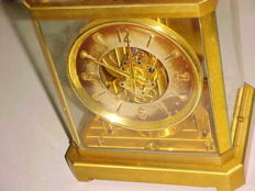 LeCoultre Atmos table clock - 1940/50's