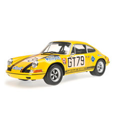 Minichamps - Scale 1/18 - Porsche 911 S Racing Team AAW #79 1000 KM Nurburgring 1971