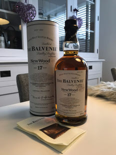 Balvenie New Wood 17 years old