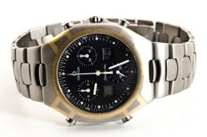 Omega 1988 Seoul Olympic Games – Men's watch