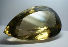 Smoky Quartz  - 4562.35 ct