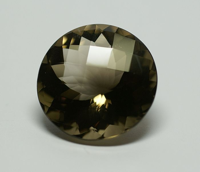 Smoky Quartz, braun    33.59ct