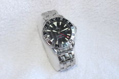 Omega Seamaster GMT 50th Anniversary Automatic 2534.50.00 - Men's Watch - 2000's