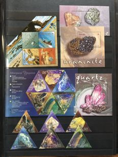 Thematic world - collection on the theme of geology