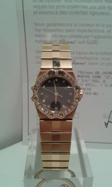 Chopard St. Moritz, women's watch from 2000s