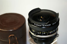 Fisheye-Nikkor Auto 1:3.5 f = 16 mm